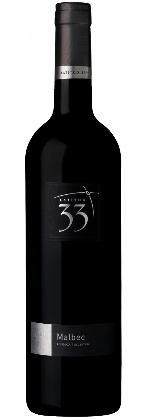 Vinho argentino Latitud 33° malbec 750 ml