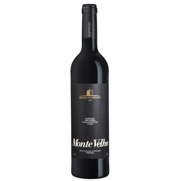 Vinho português Monte Velho tinto seco 750 ml