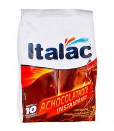Achocolatado em pó Italac pacote 1 kg