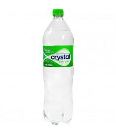 Água mineral Crystal com gás pet 1,5 l