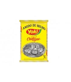 Amido de milho Yoki pacote 1 kg