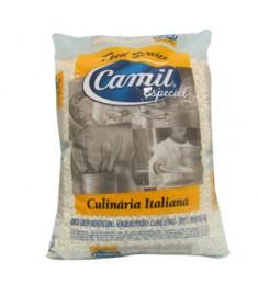 Arroz para risoto culinária italiana Camil pacote 2 kg