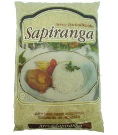 Arroz parboilizado Sapiranga tipo 1 pacote 5 kg