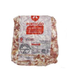 Bacon em Cubos Perdigão pacote 2 kg