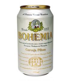 Cerveja Bohemia pilsen lata 350 ml