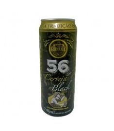 Cerveja Germânia 56 black lata 710 ml
