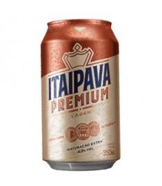 Cerveja Itaipava premium lager lata 350 ml