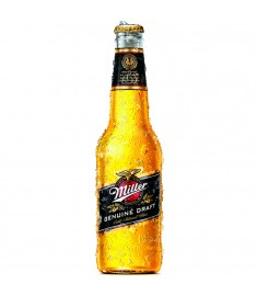 Cerveja Miller pilsen long neck 355 ml