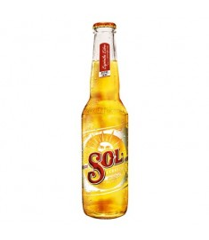 Cerveja Sol premium long neck 330 ml