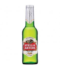 Cerveja Stella Artois lager long neck 275 ml
