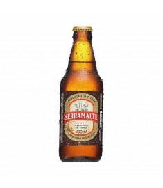 Cerveja Serramalte lager long neck 300 ml