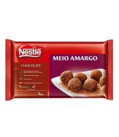 Cobertura Chocolate meio amargo Nestle 1 kg