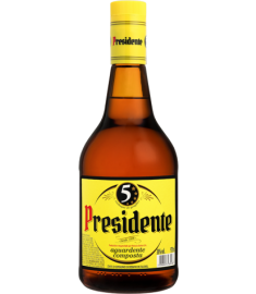 Conhaque Presidente 970 ml