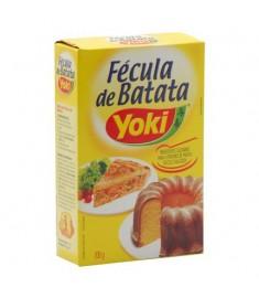 Fécula de batata Yoki caixa 200 g
