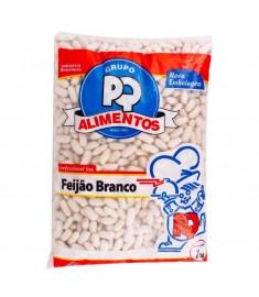 Feijão branco PQ pacote 1 kg