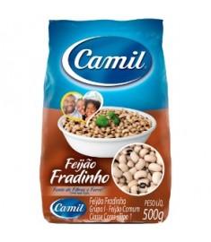 Feijão fradinho Camil pacote 500 g