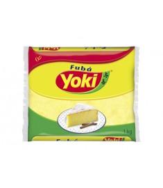Fubá mimoso Yoki pacote 1 kg