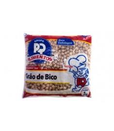 Grão de bico PQ pacote 1 kg