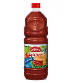 Ketchup Cepêra pet 1,01 l