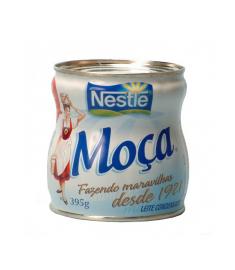 Leite Condensado Nestlé Moça lata 395 g