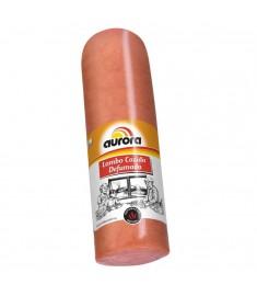 Lombo cozido defumado Aurora (lombo canadense)