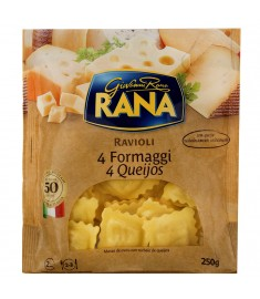 Macarrão ravioli Rana 4 queijos 250g