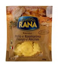 Macarrão ravioli Rana frango e alecrim pacote 250 g
