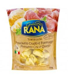 Macarrão tortellini Rana presunto cru e queijo 250g