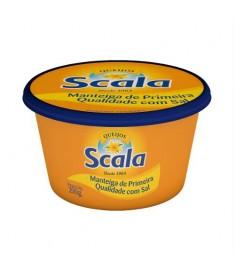 Manteiga Scala com sal pote 200 g