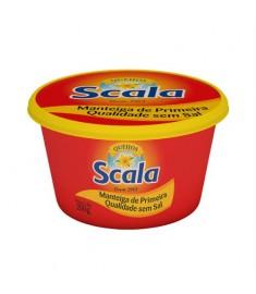 Manteiga Scala sem sal pote 200 g