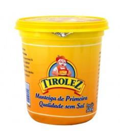 Manteiga Tirolez sem sal pote 500 g