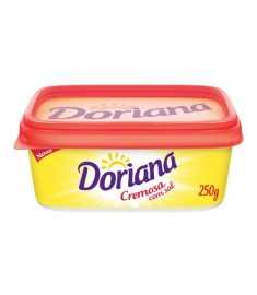 Margarina Doriana com sal pote 250g