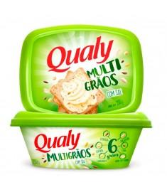 Margarina Qualy com sal multigrãos pote 250 g