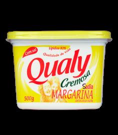Margarina Qualy com sal pote 500g