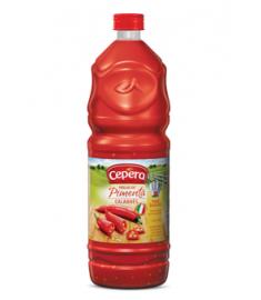 Molho de pimenta calabrês Cepêra pet 1,01 l