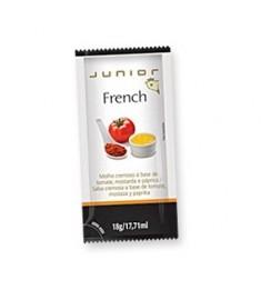 Molho para salada Junior french sachê caixa 180 x 18 g