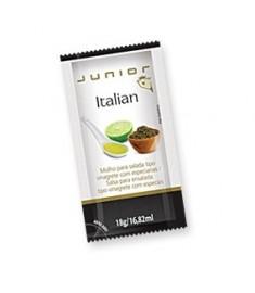 Molho para salada Junior italian sachê caixa 180 x 18 g
