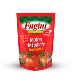 Molho de Tomate Tradicional Fugini patore 2 kg