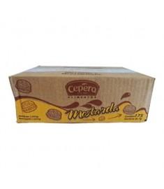 Mostarda Cepêra sachê caixa 175 x 7 g