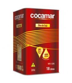 Óleo de soja Cocamar latão 18 l