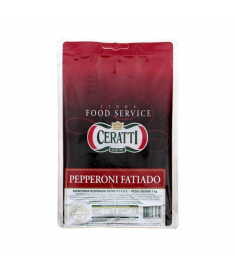 Pepperoni Fatiado Ceratti Pacote 1 kg