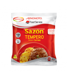 Tempero para Carnes Sazon pacote 900 g