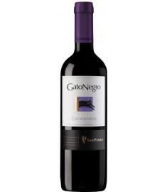 Vinho chileno Gato Negro carmenère 750 ml