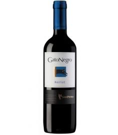 Vinho chileno Gato Negro merlot 750 ml