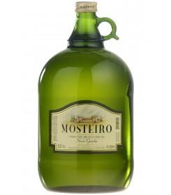 Vinho Mosteiro branco demi-sec garrafão 4 l