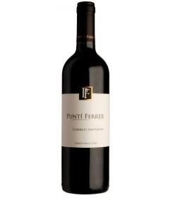 Vinho chileno Puntí Ferrer cabernet sauvignon 750 ml